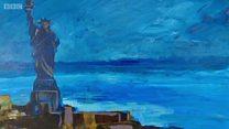 Мистецтво в'язнів Гуантанамо