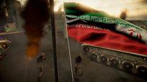 Suudi Arabistan ile İran'ın animasyon savaşları