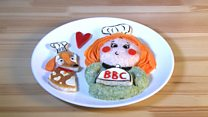 Смачне мистецтво: українка створює картини з їжі