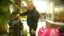 How to cook Christmas dinner on a BBQ