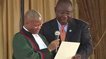 En attendant Ramaphosa, Soweto dans l'impatience