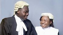 Mama and son become lawyers for di same time