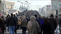 کشته شدن پنج نفر در تظاهرات اقلیم کردستان عراق