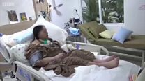 जयललिता यांचा रुग्णालयातला व्हीडिओ