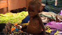 Kongo, negara kaya yang didera kemiskinan parah.