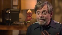 'Playing Luke Skywalker better with age'