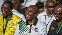 Ramaphosa veut lutter contre la corruption