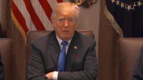 ترامب يهدد بقطع المساعدات المالية عن مؤيدي مشروع قرار بشأن القدس