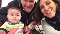 Richard Ratcliffe: 'Days to weeks' before Nazanin is freed