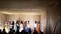 """أنا الشاهد: """"شيش كباب"""" ورقص شرقي في مهرجان جامعة طوكيو"""