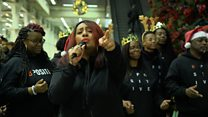 MOBO choir sings for sickle cell disease