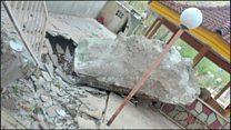 مرگ دو نفر به دلیل شوک و اضطراب از زمین لرزه ایران