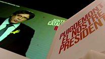 En Espagne, retour aux urnes pour les Catalans