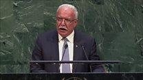 وزير الخارجية الفلسطيني يدعو بالإبقاء على الوضع القانوني للقدس