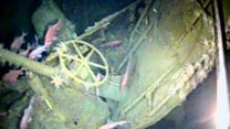 Secrets of WW1 sub revealed after 103 years