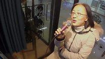 Karaoke comes to China's shopping centres