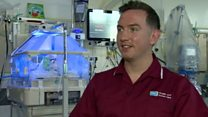 Belfast man named Neonatal Nurse 2017