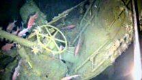 103年ぶりの謎解明 オーストラリア海軍潜水艦を発見