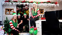 Is this the south's most festive office?