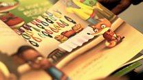 En l'absence de livres africains pour son fils, elle écrit sa propre bande dessinée