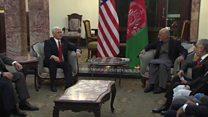 آمریکا به پاکستان هشدار داد به شبهنظامیان طالبان پناه ندهد