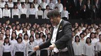 L'hymne à la joie des Japonais