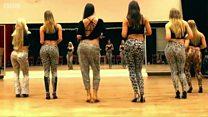 """Что говорят о """"самом сексуальном"""" танце в Африке?"""