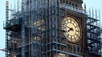 Big Ben's iconic bongs return
