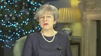 PM's Christmas message to armed forces
