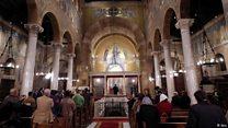Egypte: une église violemment attaquée par une foule