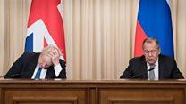 دردسرهای تازه در روابط روسیه و غرب