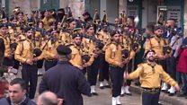 Jerusalem row mars Bethlehem festivities