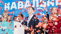Как Навального выдвигали в президенты
