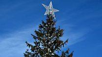 मुंबईच्या ख्रिसमस-ट्रीची लिम्का बुक ऑफ रेकॉर्डमध्ये नोंद