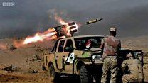 موصل کی لڑائی کی عام شہریوں نے کیا قیمت چکائی؟