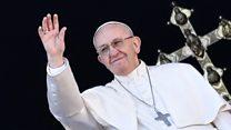 Pope Francis: 'Winds of war are blowing'