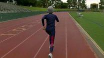 84 साल की एथलीट