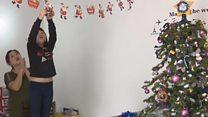 ક્રિસમસમાં બરફની યાદ આવે છે