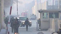 9 کشته و 5 زخمی در حمله انتحاری در کابل
