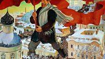 شاهد عینی (۸۳) : نیکلای پونین و تاثیرش بر هنر بعد از انقلاب روسیه
