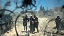 دراسة: حجم خسائر معركة الموصل 10 أضعاف الرقم الرسمي المعلن