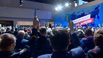 """""""Чтобы после четвертого срока, иншалла, был пятый"""": как Путина выдвигали в президенты"""