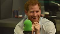 Prince Harry on why he's editing Today