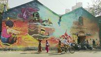 ससून डॉक : देशी-विदेशी कलाकारांच्या नजरेतून मुंबईचं बदलतं रूप