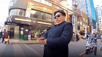 'Kim Jong-Un' tới Seoul