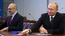 Владимир Путин в четвертый раз подал документы в ЦИК