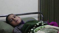 En Syrie, des malades et enfants évacués d'une zone assiégée