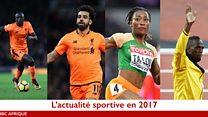 L'actualité sportive en 2017