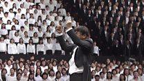 ဂျပန်က နှစ်ကုန်ပိုင်း ဂီတပွဲတော်