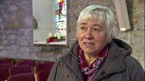 'I'll forgive Christmas church thieves'